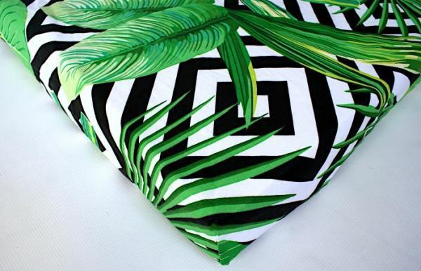 zielony lisc