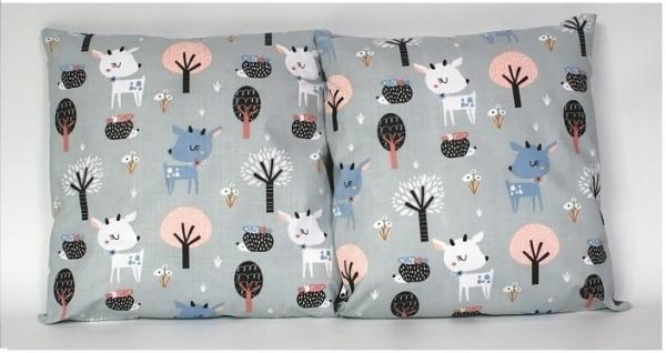 bawełniane poszewki na poduszkę