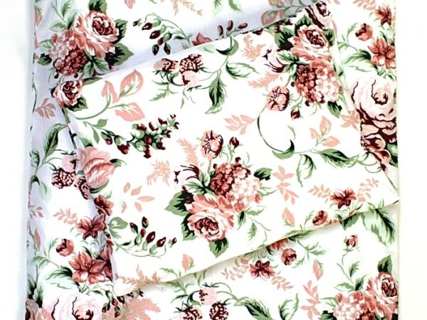 Pościel w kwiaty